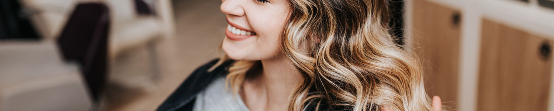 Haarstyling und Schutz