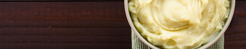 Knödel-Kartoffelprodukte