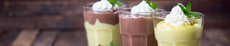 Pudding-Dessert