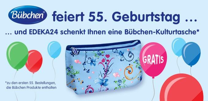 Bübchen-Aktion 55 Jahre