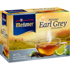 Meßmer Tee Earl Grey 50ST 87,5G