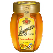 Langnese Sommerblüten goldklar Honig 500 g