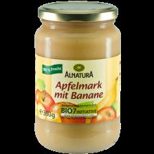 Alnatura Bio Apfelmark mit Banane 360 g
