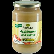 Alnatura Bio Apfelmark mit Birne 360 g