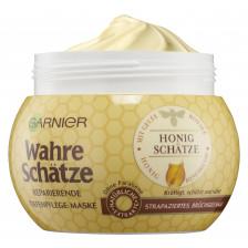 Garnier Wahre Schätze Honig Schätze Reparierende Tiefenpflege-Maske 300 ml