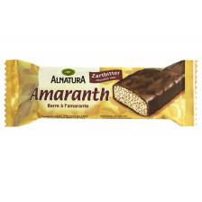 Alnatura Bio Amaranth Zartbitter Riegel 25G
