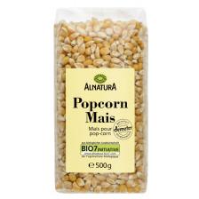Alnatura Bio Demeter Popcornmais 500G