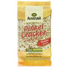 Alnatura Bio Dinkel Cracker Sesam 100 g