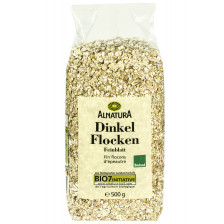 Alnatura Bio Dinkelflocken Feinbaltt 500 g