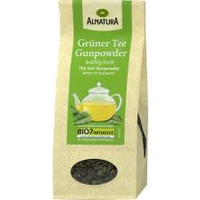 Alnatura Bio Grüner Tee Gunpowder lose 100G