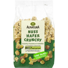 Alnatura Bio Nuss Hafer Crunchy 375G