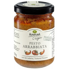 Alnatura Origin Bio Pesto Arrabbiata 130G