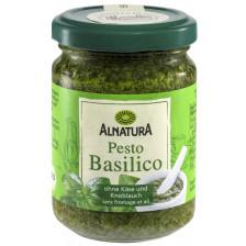 Alnatura Bio Pesto Basilico 130G