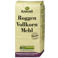 Alnatura Bio Roggenvollkornmehl 1000G