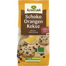 Alnatura Bio Schoko Orangen Kekse 150G