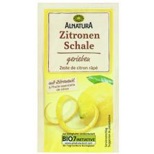 Alnatura Bio Zitronenschale gerieben 5G