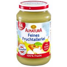 Alnatura Demeter Bio Feines Fruchtallerlei nach dem 4.Monat 190G