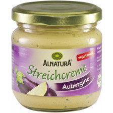 Alnatura Bio Streichcreme Aubergine 180 g