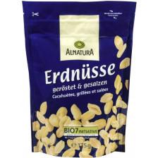 Alnatura Bio Erdnüsse geröstet & gesalzen 175 g
