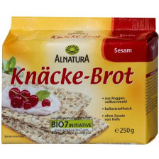 Alnatura Bio Knäcke-Brot Sesam 250 g