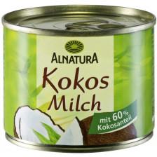 Alnatura Bio Kokos Milch 200ML