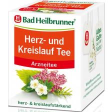 Bad Heilbrunner Herz- und Kreislauftee 8ST 14,4G