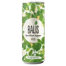 Balis Basil Basilikum Ingwer Drink 0,25L