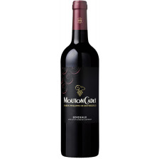 Baron Philippe Rothschild Mouton Cadet Rouge 0,75 ltr