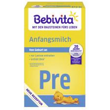 Bebivita Pre Anfangsmilch von Geburt an 500G