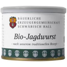 Bäuerliche Erzeugergemeinschaft Schwäbisch Hall Bio-Jagdwurst 200G