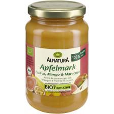 Alnatura Bio Apfelmark Guave, Mango & Maracuja 360 g