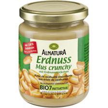 Alnatura Bio Erdnussmus Crunchy 250g