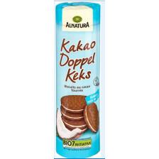 Alnatura Bio Kakao Doppelkeks Kokos 330G
