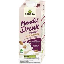 Alnatura Bio Naturland Mandel Drink ungesüßt 1000ml