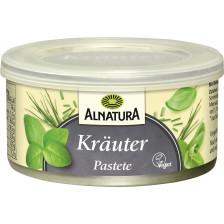 Alnatura Bio Pastete Kräuter 125G