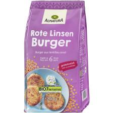 Alnatura Bio Rote Linsen Burger 200G