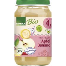 EDEKA Bio Apfel mit Banane nach dem 4.Monat 190G