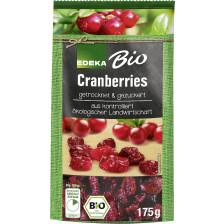 EDEKA Bio Cranberries 175G