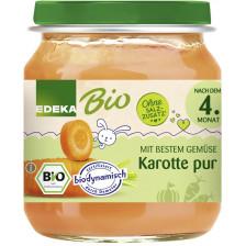 EDEKA Bio Karotte pur nach dem 4.Monat 125G