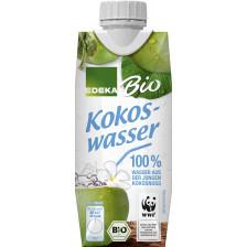 EDEKA Bio Kokoswasser 330 ml