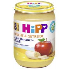 Hipp Bio Frucht & Getreide Apfel-Bananen-Müesli ab 8.Monat 190G
