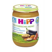 Hipp Bio Couscous-Gemüse-Pfanne ab dem 6.Monat 190G