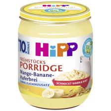 Hipp Bio Frühstücks-Porridge Mango-Banane-Haferbrei ab 10.Monat 160G