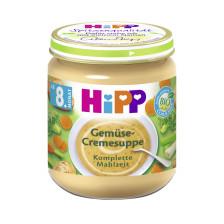 Hipp Bio Gemüsecremesuppe ab dem 8.Monat 200G