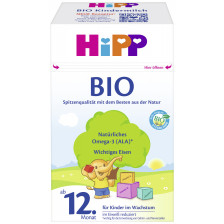 Hipp Bio Kindermilch ab dem 12.Monat 600G