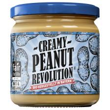 Peanut Revolution Bio Erdnuss-Creme Creamy 375G