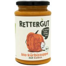 Bio Rettergut Kürbissuppe mit Kokos 375ml