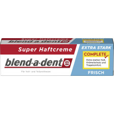 blend-a-dent Super-Haftcreme Complete Extra Stark Frisch 47 g