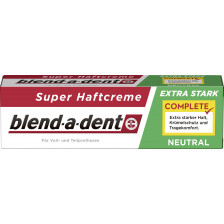 blend-a-dent Super-Haftcreme Complete Extra Stark Neutral 47 g