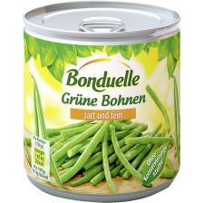 Bonduelle Grüne Bohnen zart und fein 400G